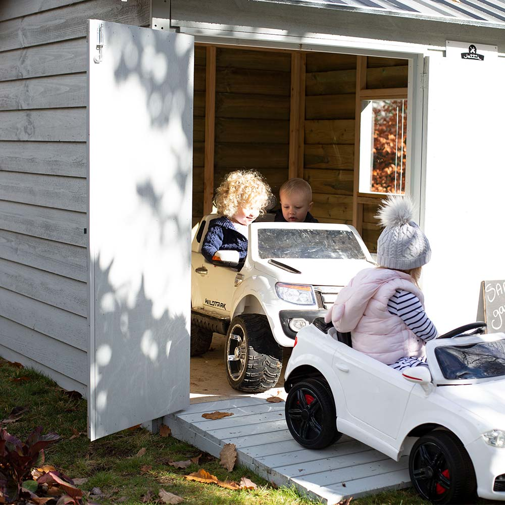 Australia Cubby For Kids, with Cars